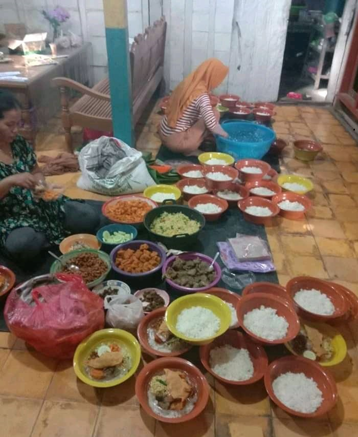 Mapag, Tradisi Kirim Do'a Menyambut Ramadhan