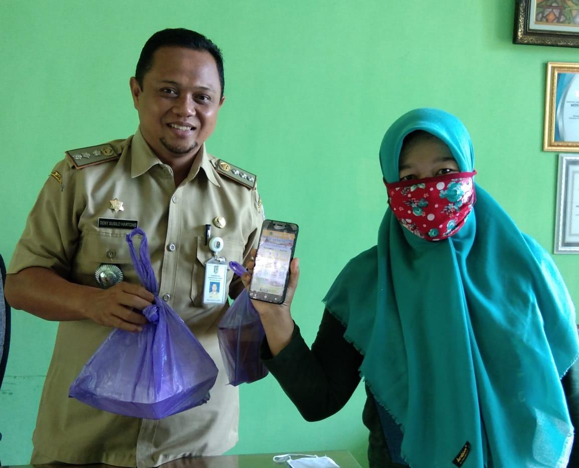 Launching Sobat Jek, Aplikasi Delivery Bangilan