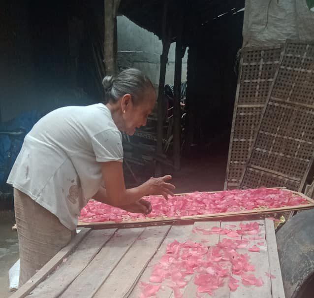Krupuk Tayamum, Kuliner Legendaris Bangilan