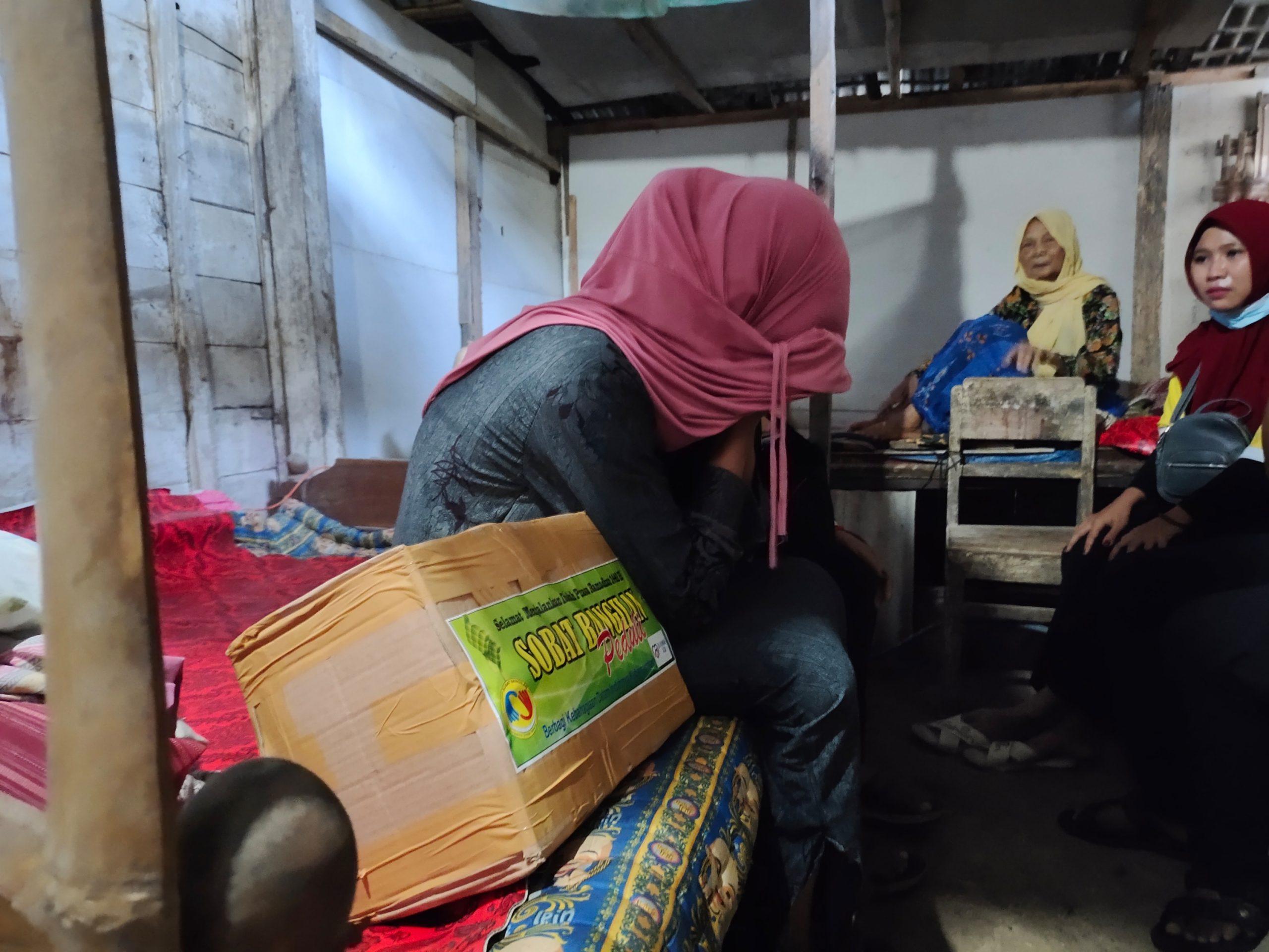 Jum'at Silaturahmi, Belajar Peduli didesa Kedungjambangan