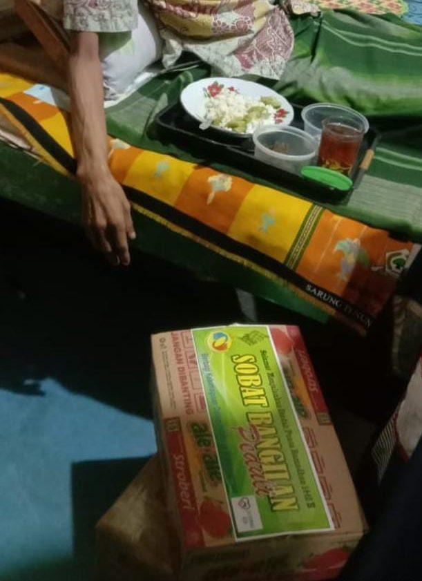 Jum'at Silaturahmi, Belajar Peduli didesa Bangilan