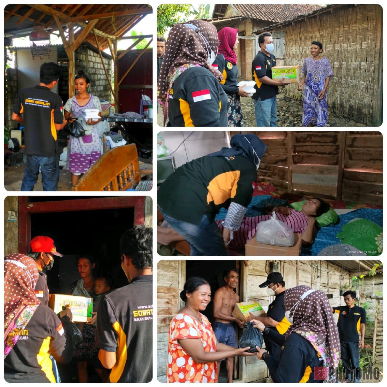 Jum'at Silaturahmi, Belajar Peduli dusun Banjar Melati, Banjarworo