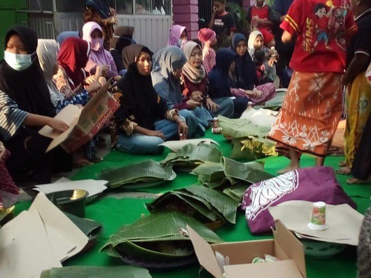 Warga Bangilan Adakan Ritual Tolak Bala Korona