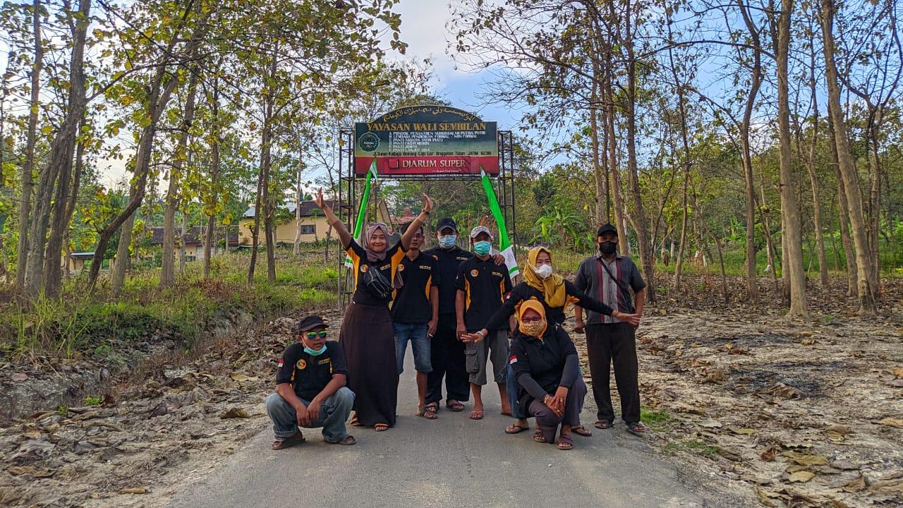Silaturahmi Ke Gomang Desa Kedungmulyo
