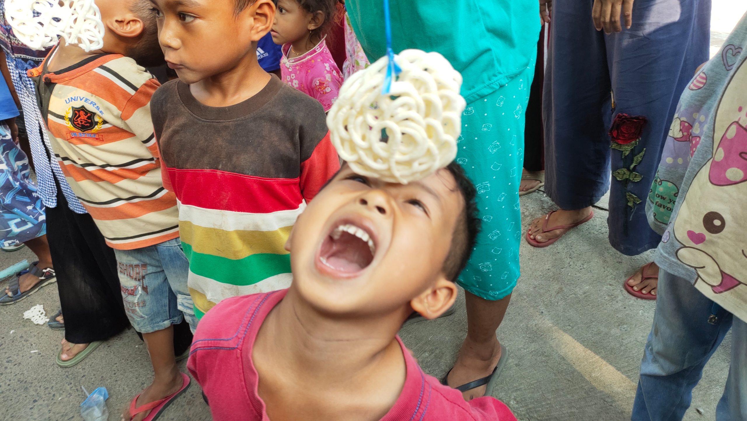 Meriahkan Hari Kemerdekaan, Sobat Bangilan Adakan Lomba Bersama Warga