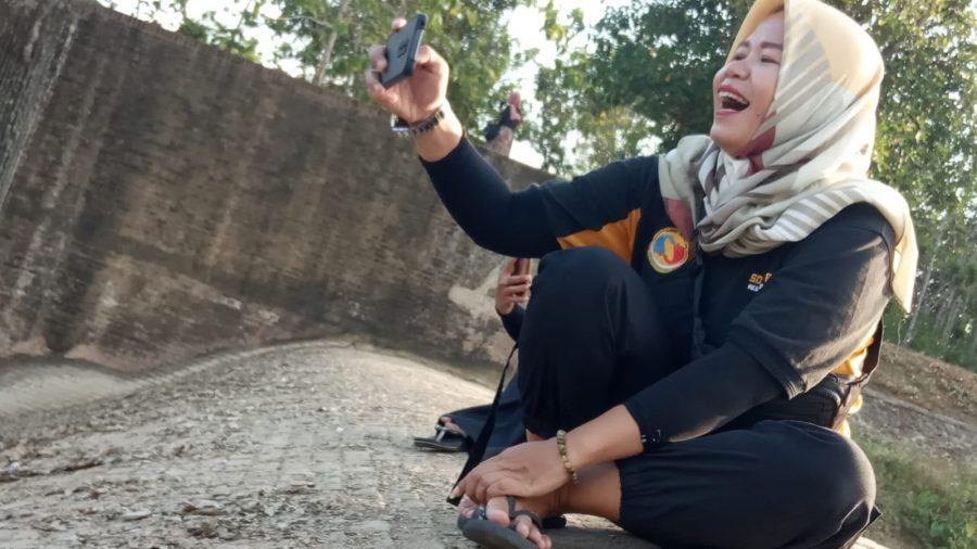 Silaturahmi ke dukuh Karang Asem, Sambong Lombok, Bangilan