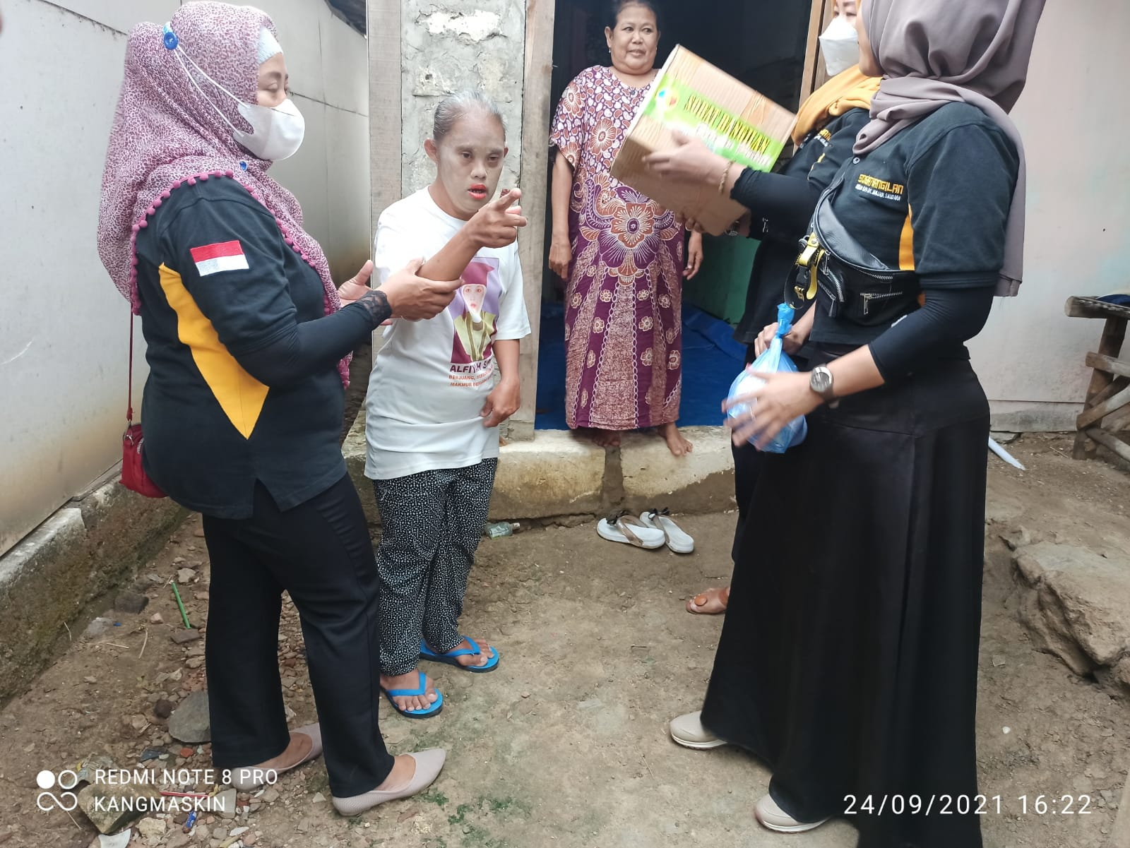 Silaturahmi ke Desa Weden Kecamatan Bangilan