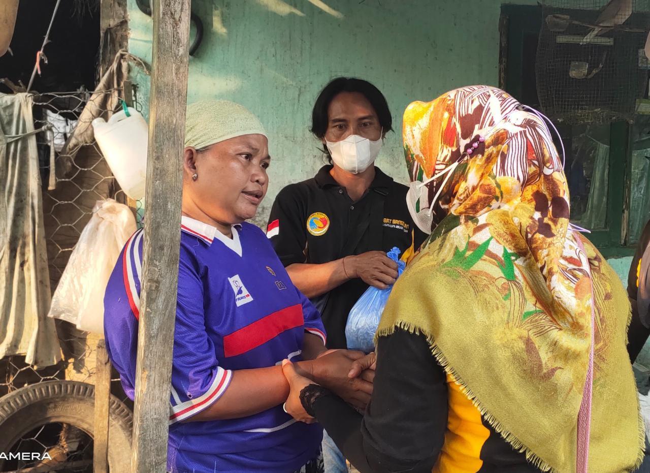 Silaturahmi ke Desa Ngrojo Kecamatan Bangilan